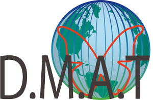 Logo D.M.A.T. Consulting KG - Disaster Management Advice & Training