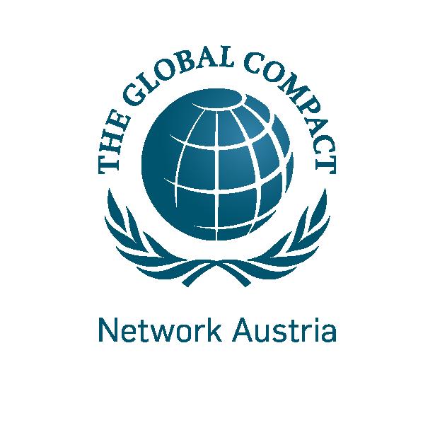 Logo United Nations Global Compact - Netzwerk Österreich