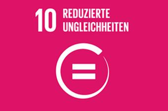 10. Ziel: reduzierte Ungleichheiten