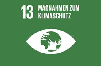 13. Ziel: Maßnahmen zum Klimaschutz