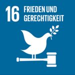 16. Ziel: Frieden und Gerechtigkeit