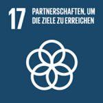 17. Ziel: Partnerschaften um die Ziele zu erreichen