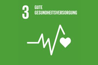 3. Ziel: gute Gesundheitsversorgung für alle