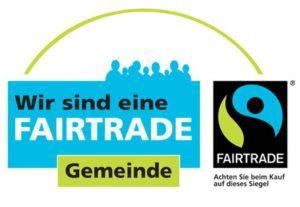 Logo FAIRTRADE Gemeinde - Lieboch ist eine FAIRTRADE Gemeinde! Achten Sie beim Kauf auf das FAIRTRADE Siegel