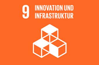 9. Ziel für eine nachhaltige Entwicklung: Innovation und Infrastruktur verbessern