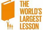 The worlds largest lesson - die größte Unterrichtsstunde der Welt
