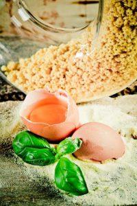 Eier von den eigenen Freilandhühnern, Mehl aus der Region, sin dnur zwei der Zutaten der schmackhaften Nudeln der Familie Temmel