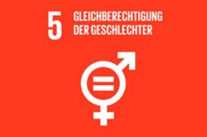 5. Ziel: Geschlechtergerechtigkeit